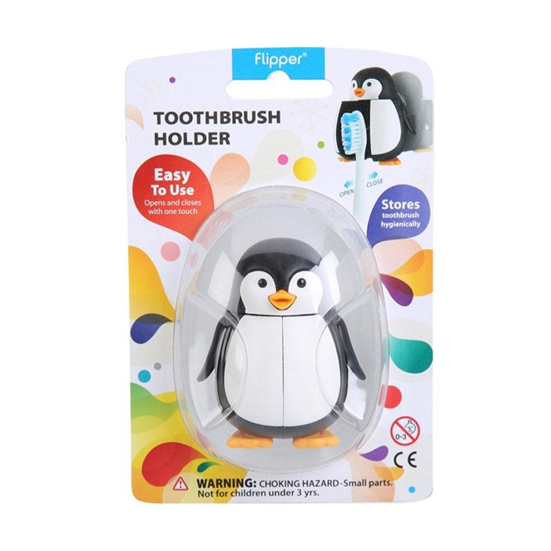 Flipper Toothbrush Holder - Penguin