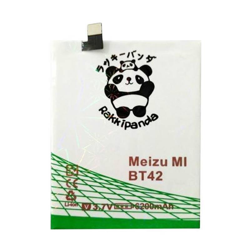 RAKKIPANDA Double Power Double IC Battery for Meizu M1 BT42
