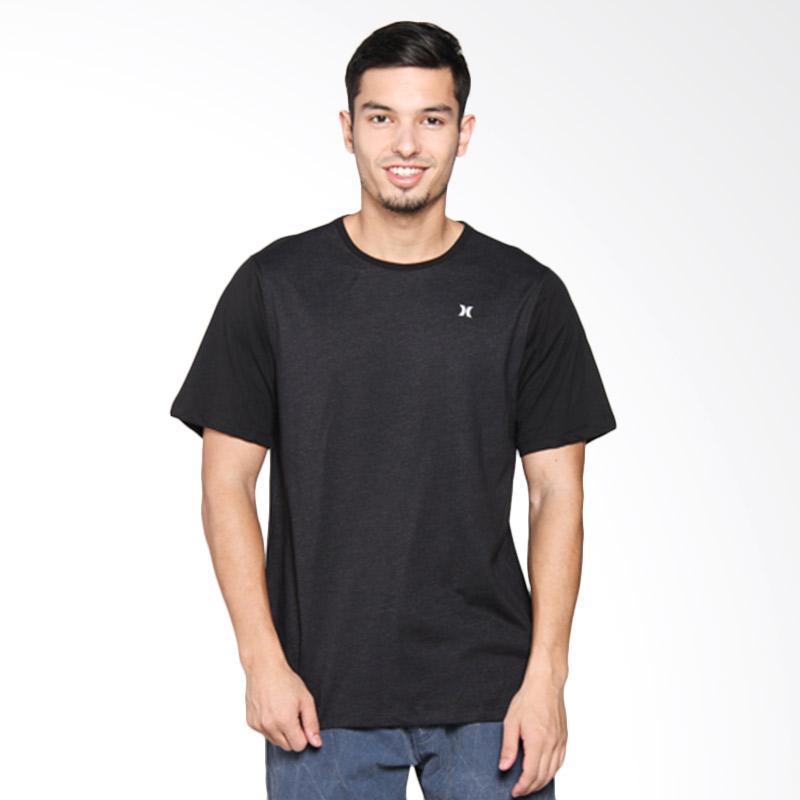 Hurley DF Snapper Crew T-Shirt - Black MKT0006210 00A