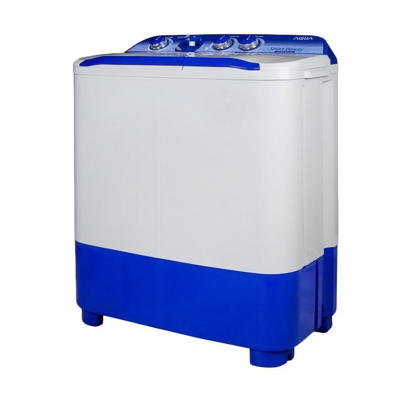 Aqua QW-780XT-B Mesin Cuci [2 Tabung]