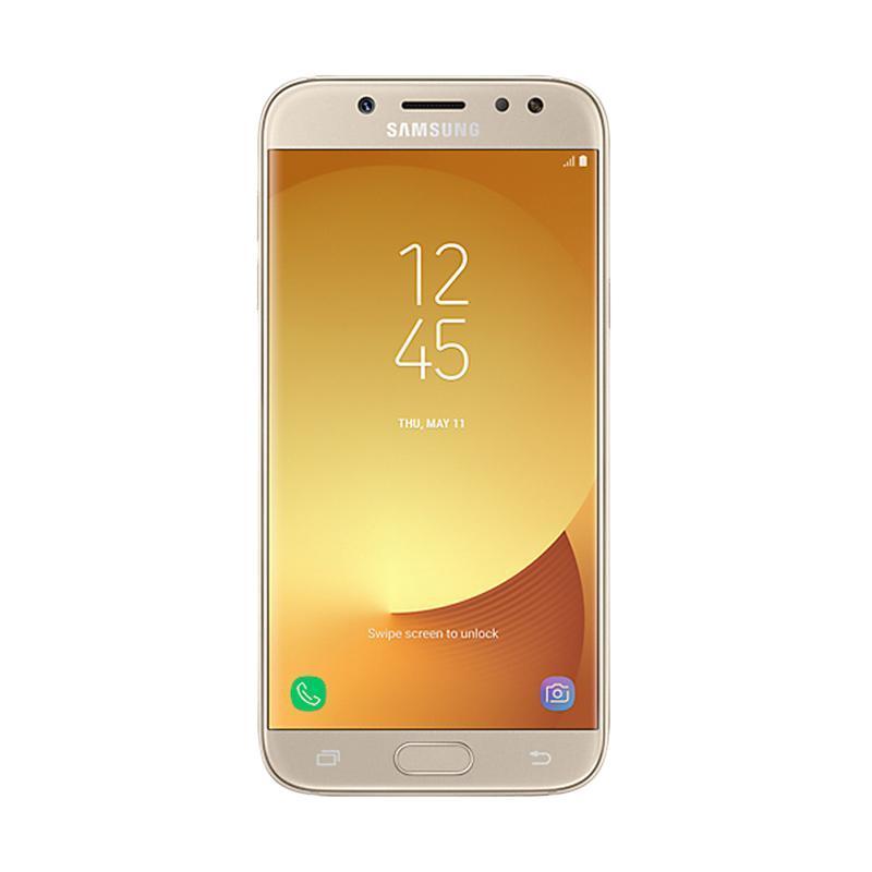 Samsung Galaxy J5 Pro Smartphone - Gold [3GB/ 32GB]
