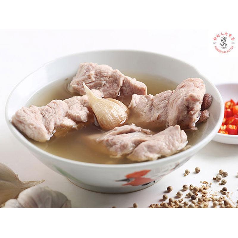 harga Founder Bak Kut Teh Paket A E-Voucher [Paket Makan 1 Orang/1 Popularity small + 1 S. vege personal + 1 Cakue personal + 1 Nasi + 1 Hot/Cold teh tawar] Blibli.com
