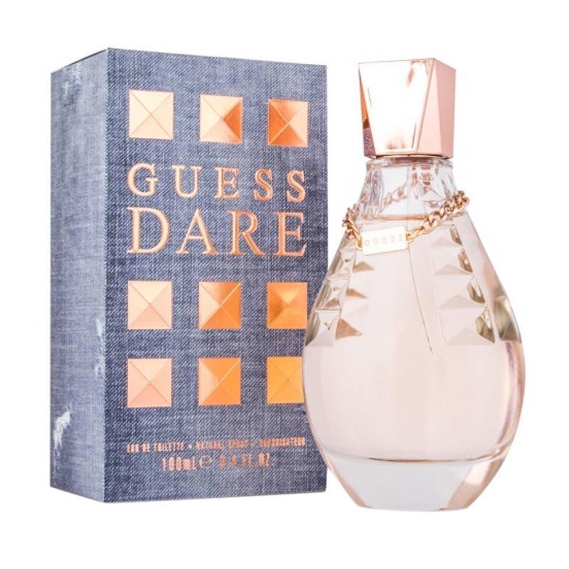 Jual Guess Dare Women Edt Parfum Wanita 100 Ml Ori Tester Non Box