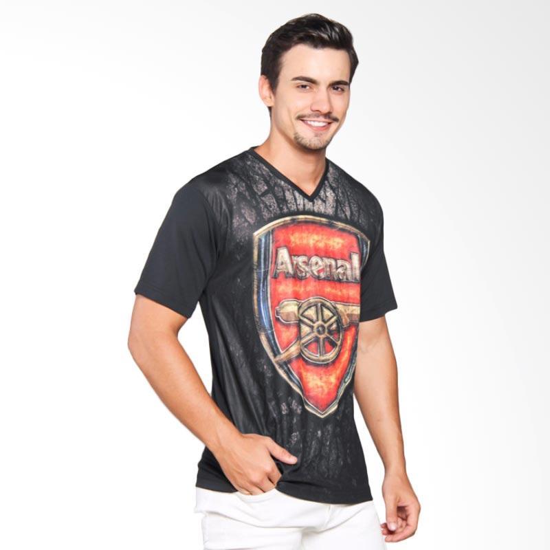 EpicMomo Arsenal1 T-Shirt - Black AD.00110