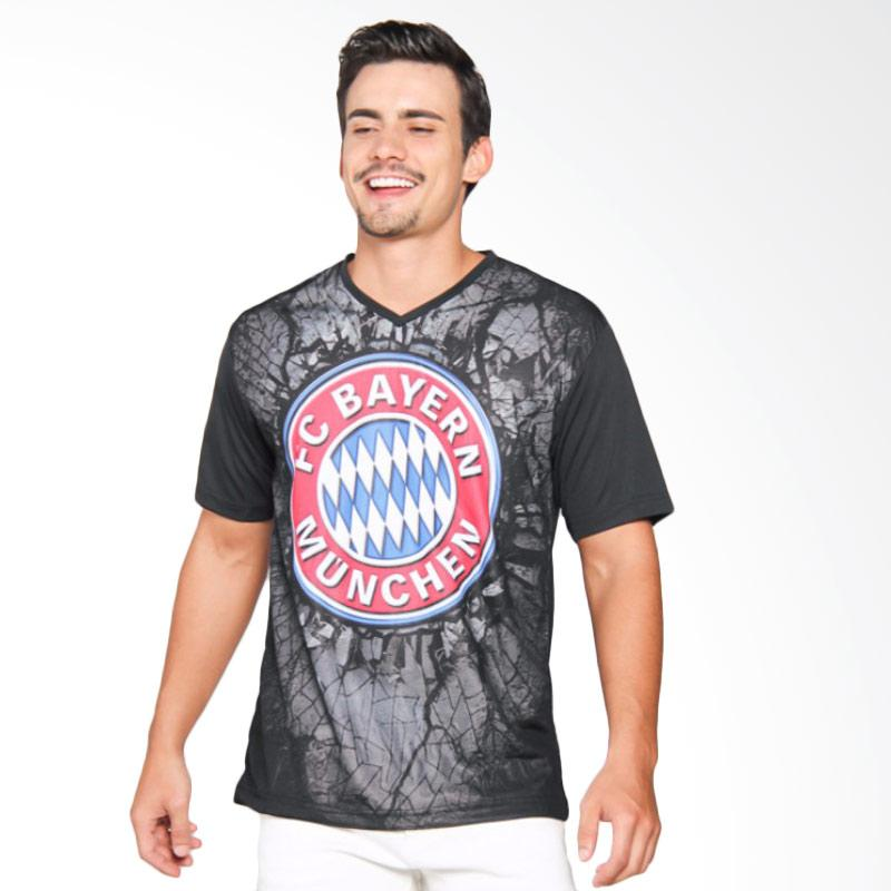EpicMomo B. Munchen1 T-Shirt - Black AD.00109