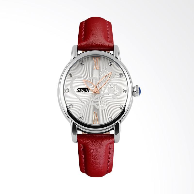 Skmei 9095-C Jam Tangan Wanita - Merah