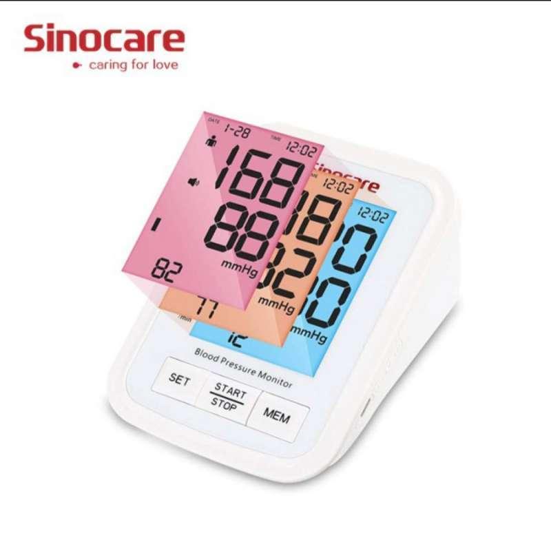 FS - Alat Cek Tekanan Darah Otomatis Sinocare BA-823