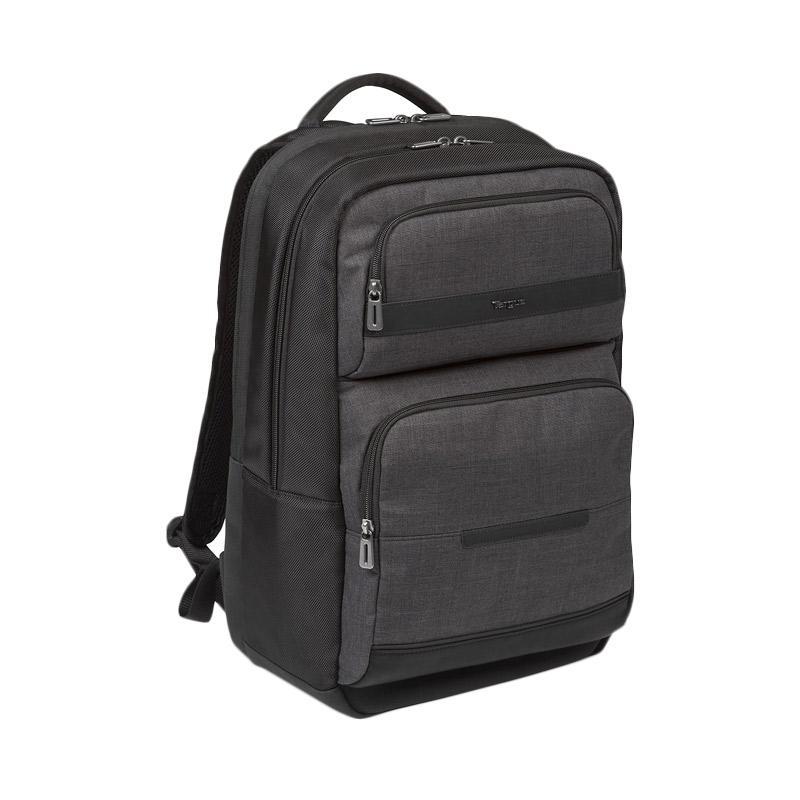 Targus TSB912AP-70 CitySmart Multi-Fit Advanced Backpack - Black [12.5 - 15.6 Inch]