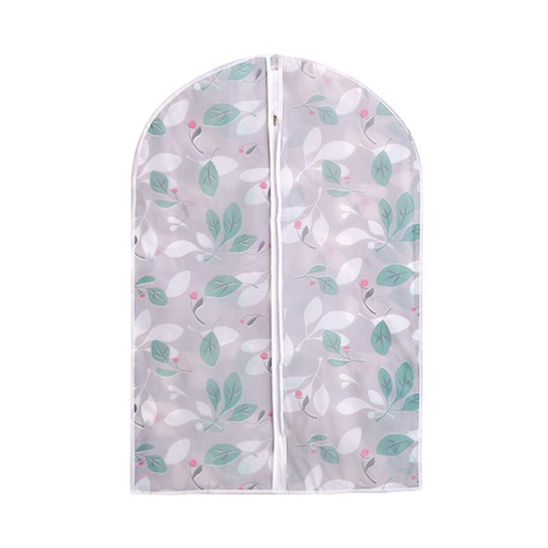 harga KarlyKaela Transparent Flower Clothes Dust Bag [Small] Blibli.com