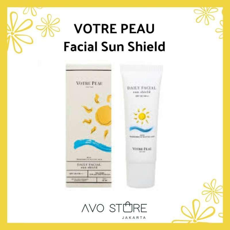 Votre Peau Facial Sun Shield SPF 50
