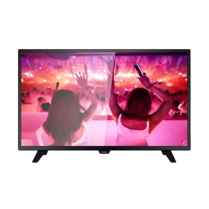 Philips 32PHA3052S-70 New TV LED [32'/Slim] Rusak Ganti Baru selama masa Garansi 1Thn