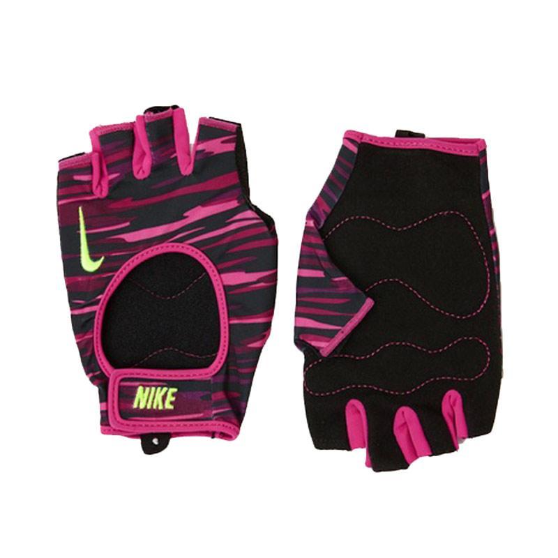 harga NIKE WOMEN'S FIT TRAINING GLOVES NLGB0617SL - Sarung Tangan Fitness Nike Wanita Blibli.com