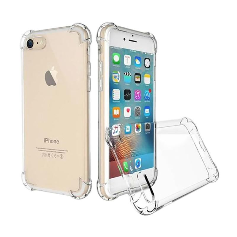 OEM Anti Crack Casing for iPhone 7 - Clear/Bening