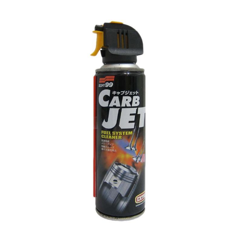 SOFT 99 CARB JET Cairan Pembersih Karbulator Motor dan Mobil [300 mL]