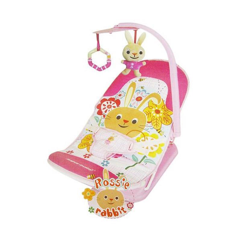 Sugar Baby Infant Seat Rossie Rabbit Kursi Getar Bayi Infant Seat