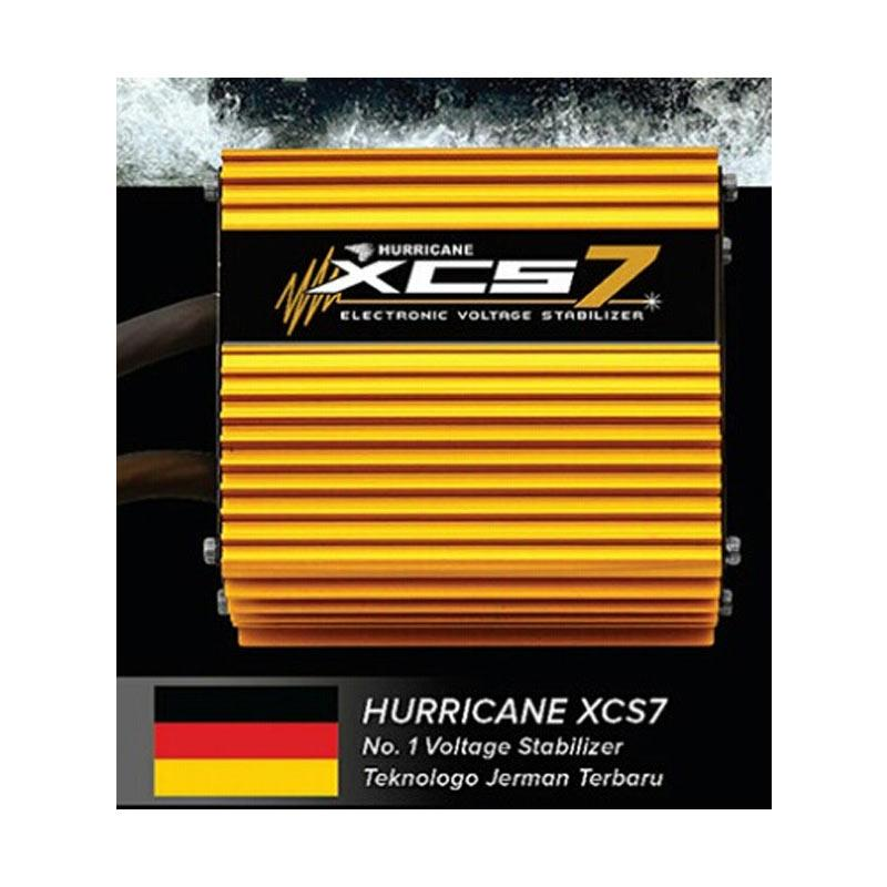 Hurricane XCS 7 Voltage Stabilizer Mobil