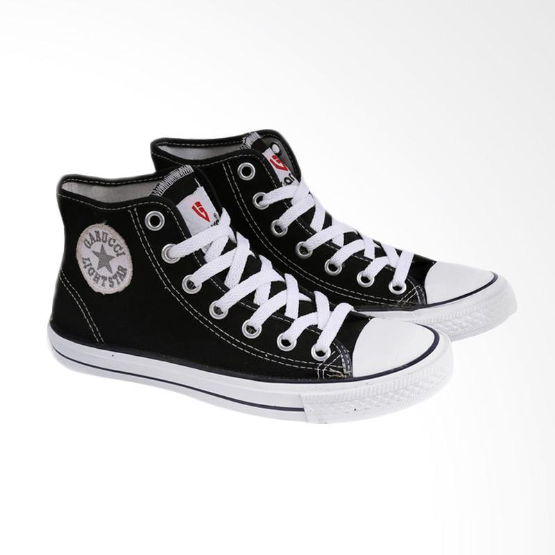 Garucci Sneakers Shoes - Black LS 065