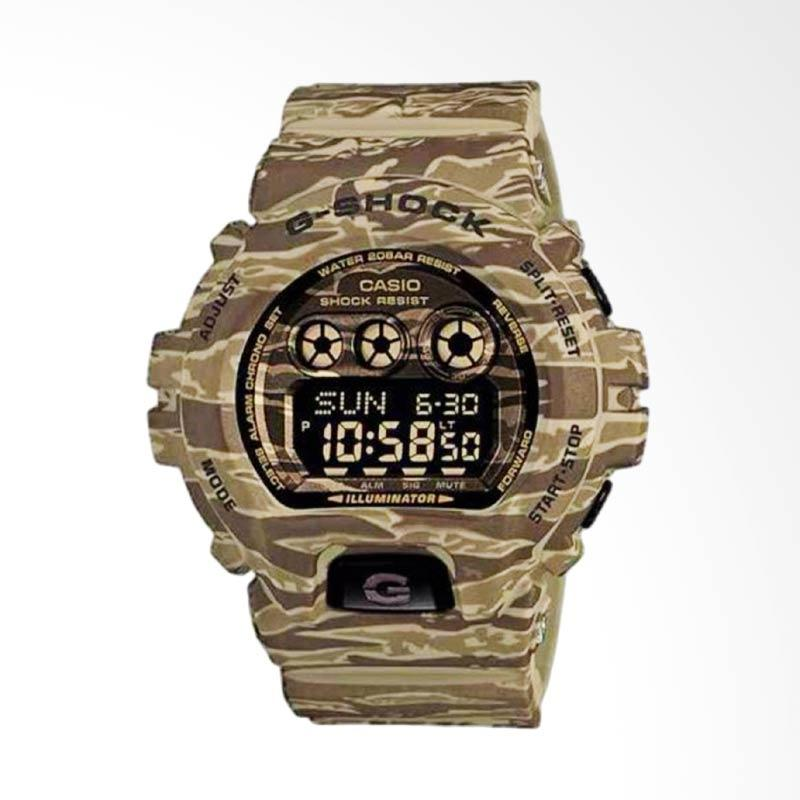 CASIO G-Shock Camouflage Jam Tangan Pria GD-X6900CM-5DR