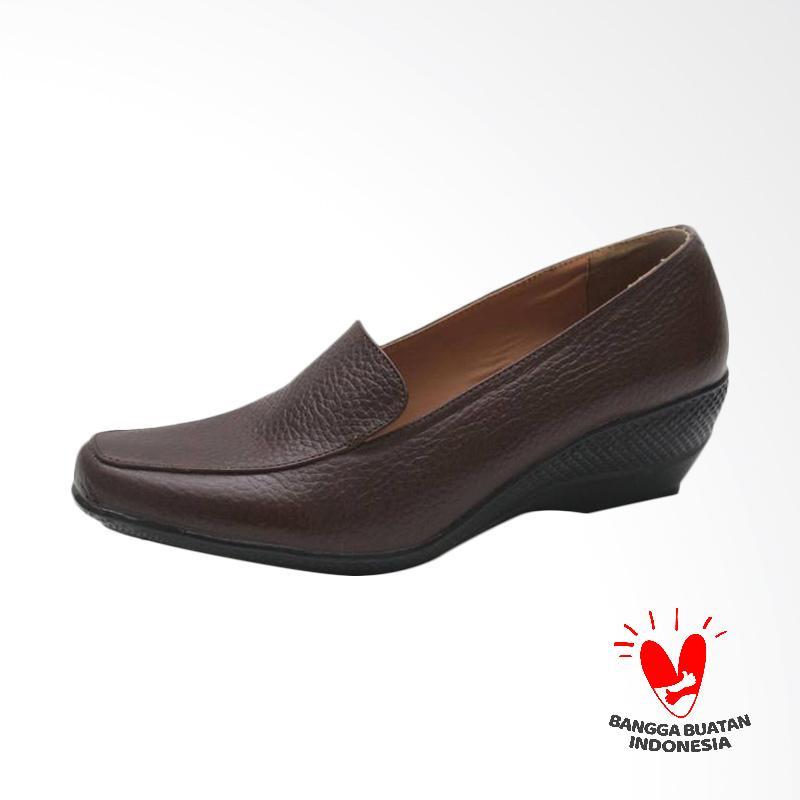 GRUTTY GR 82039 Sepatu Heels Wanita - Brown