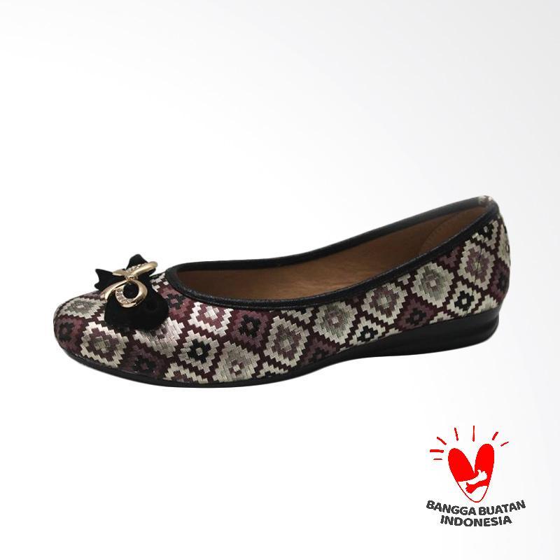 GRUTTY GR 82063 Sepatu Flat Wanita- Kombinasi
