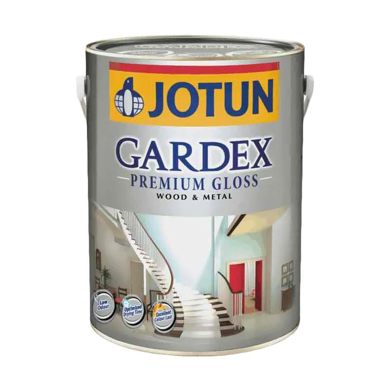 Jotun Gardex Gloss Cat Kayu dan Besi 1 L