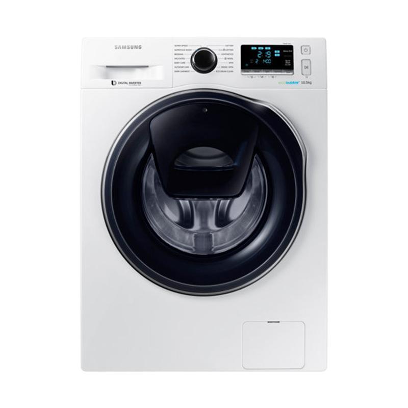 Samsung WW10K6410QW/SE Washing Machine [10.5 kg/ Front Loading/ Medan]