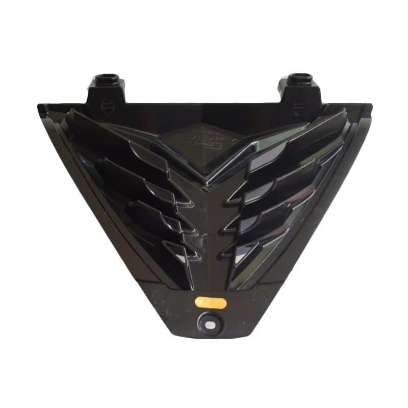 Raja Motor Cover Dek Mesin for Kawasaki Ninja 250Fi V Grill - Hitam [CVR4013]