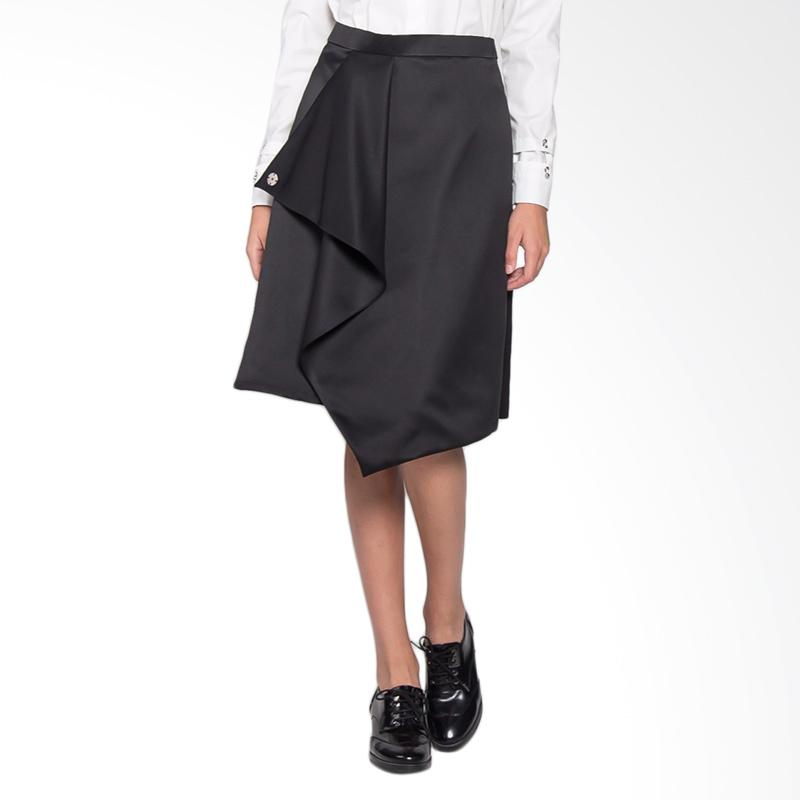 Hunting Fields SK001 Raine Skirt Wanita - Black