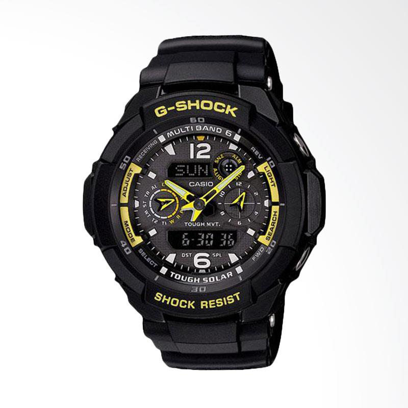CASIO G-Shock Jam Tangan Pria - Black GW-3500B-1AJF