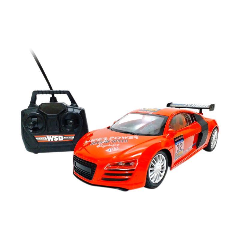 harga Radio Control Car Top Racing Remote Control - Merah [Type 28] Blibli.com