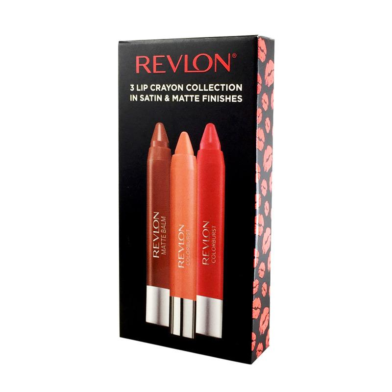 Revlon Lip Crayon Collection Lipstick