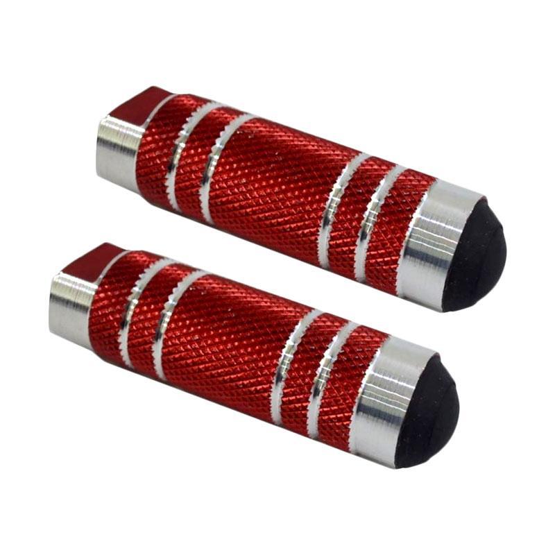 Raja Motor Jalu Underbone Footstep - Merah [FOS9010]