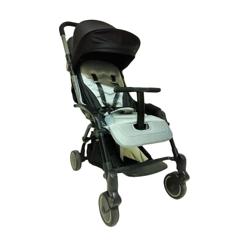 Cocolatte CL N700 Otto Pali Stroller Bayi - Grey