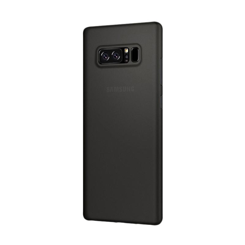 Spigen Air Skin Casing for Samsung Galaxy Note 8 - Black [587CS22049]