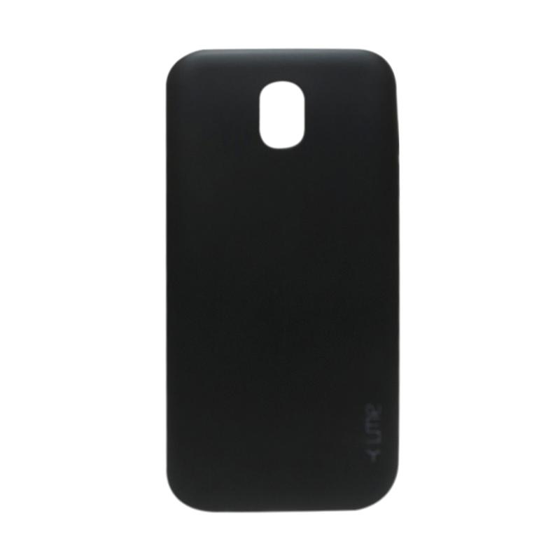 Ume Emerald Silicon TPU Softcase /jelly Casing for Samsung Galaxy J5 Pro - Black