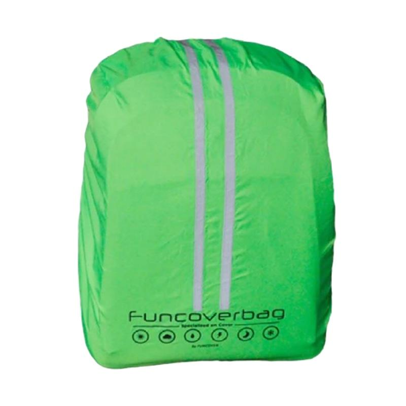Funcover Waterproof Cover Bag - Hijau [BBR9623-Hijau]