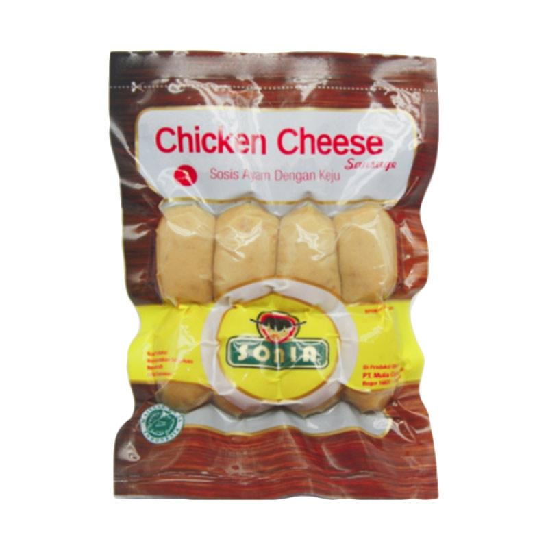 SONIA Chicken Cheese 28/25 Sosis