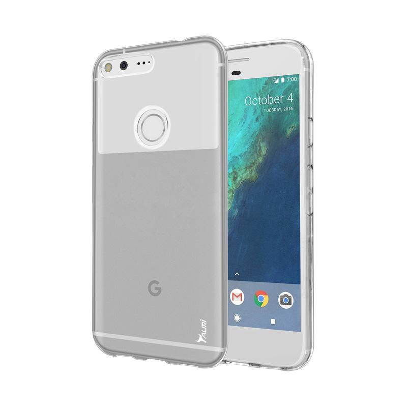 Spigen Liquid Crystal Casing for Google Pixel 2016 - Crystal Clear