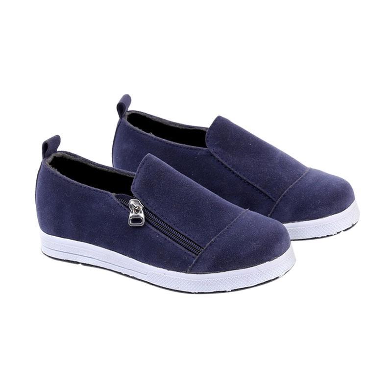 Garucci GLA 9106 Sepatu Kasual Anak Laki-Laki - Blue