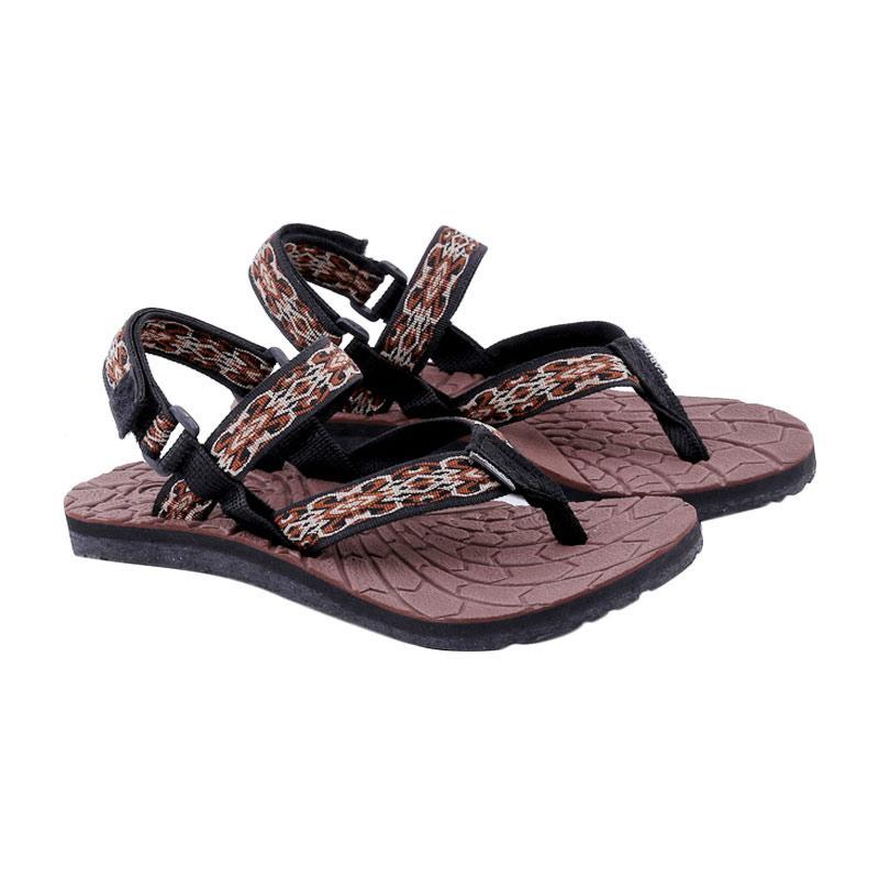 Garucci GSG 9090 Sandal Kasual Anak Laki-Laki - Brown