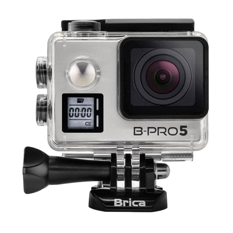 Brica B-PRO 5 Alpha Edition Mark IIS AE2S Combo Awesome Action Camera - Silver
