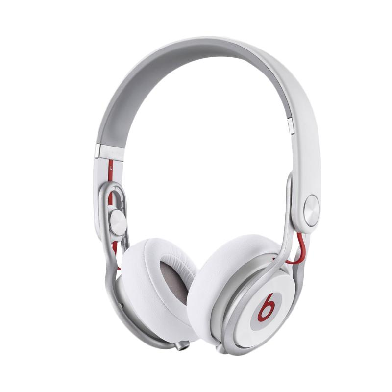 Beats Mixr On-Ear Headset- White