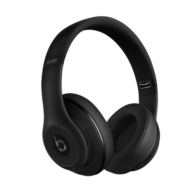 Beats Studio New Over-Ear Headphones - Matte Black