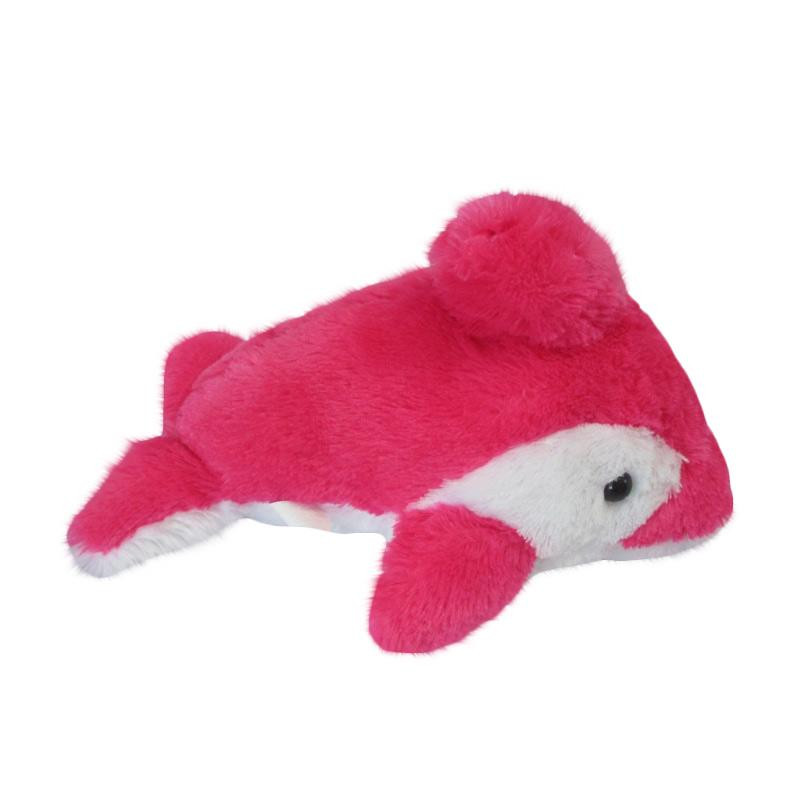 harga Spicegift Dolphin Lumba-Lumba Rasfur Boneka - Pink [Size XL] Blibli.com