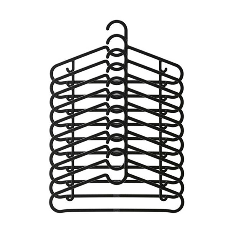 Ikea SPRUTTIG Gantungan Baju [10 pcs]