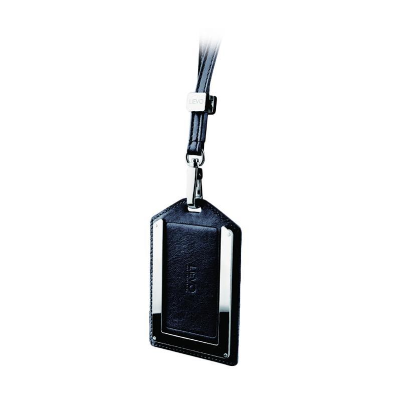 LIEVO Show - Smartcard Holder - Carbon Black [SW01-CB]