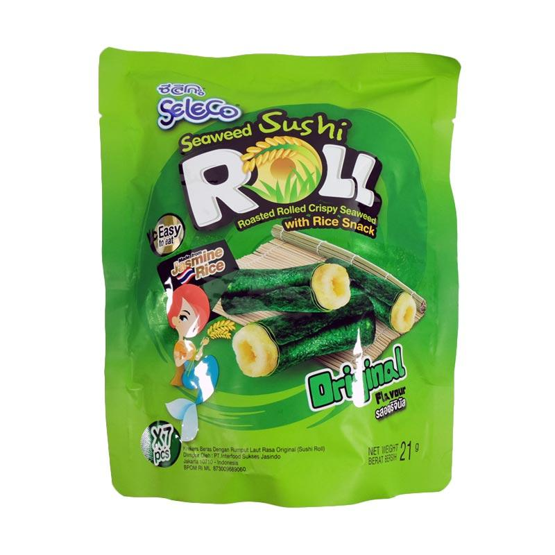 Seleco Seaweed Sushi Roll Original Flavour Snack