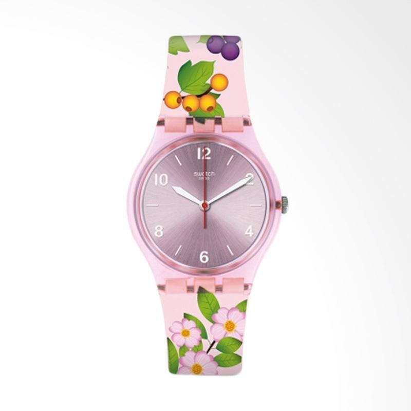 Swatch GP150 Merry Berry Jam Tangan Wanita - Pink