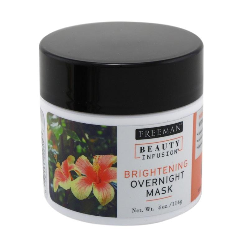 Freeman Beauty Infusion Mask Brightening [4 Ounce/ Jar/ 118 mL]