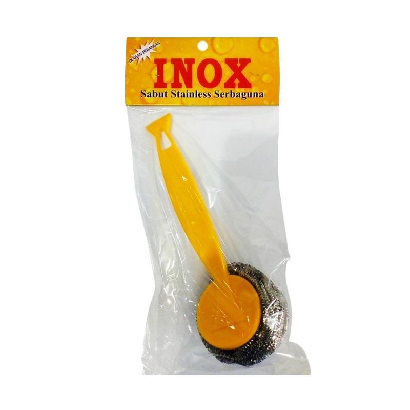 INOX Sabut Stainless Serbaguna Peralatan Kebersihan